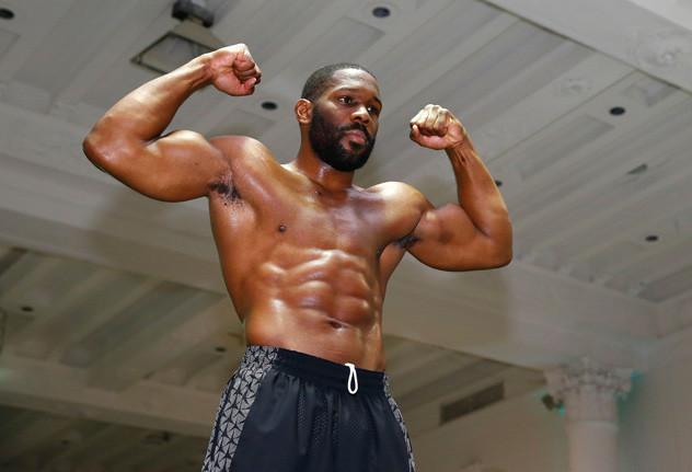 Bryant Jennings Vegan Boxer