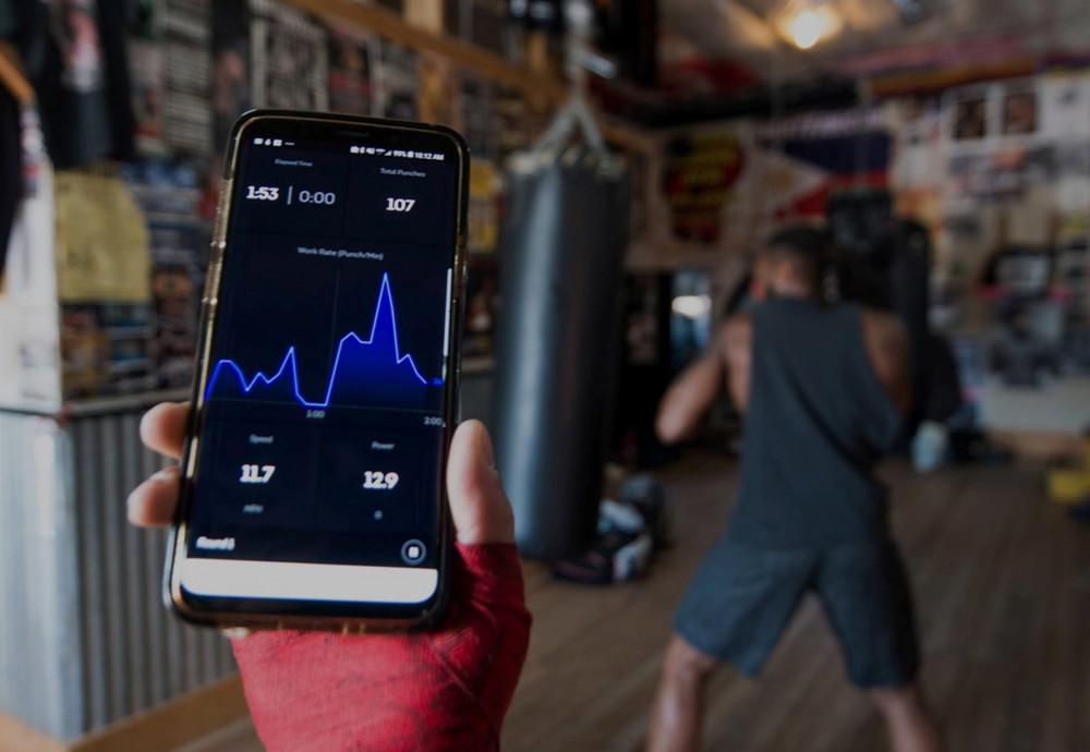 Corner Punch tracker App