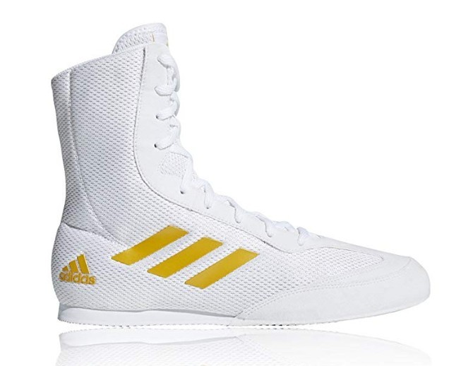 High-top boxing boot