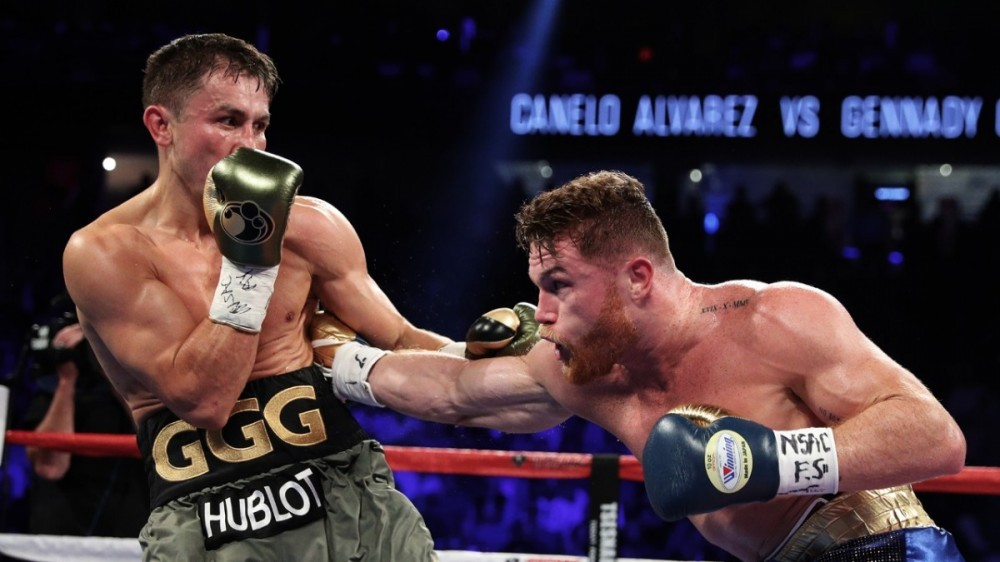 Could GGG finish the trilogy against Canelo