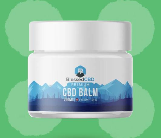 Blessed CBD Cream