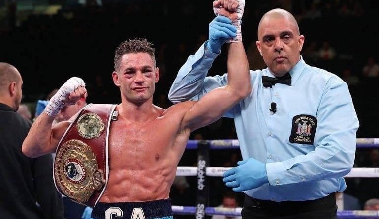 Chris Algieri victorious over Coyle