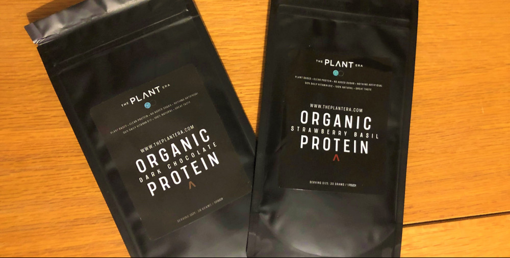 The Plant Era Organic Protein Powder