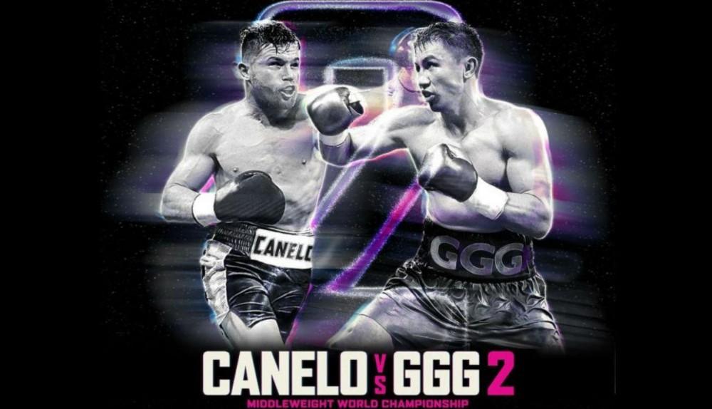 Canelo vs GGG 2