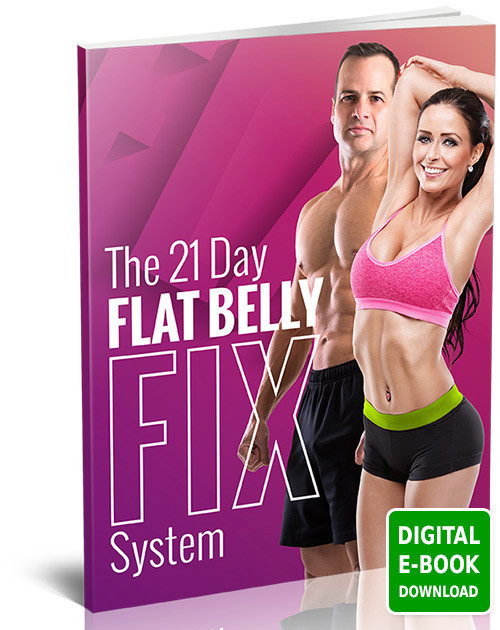 21 day flat belly fix Review