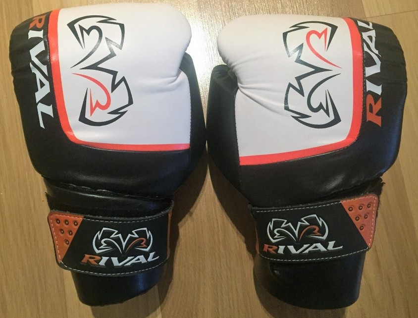 Rival RB40 Fitness Bag Gloves