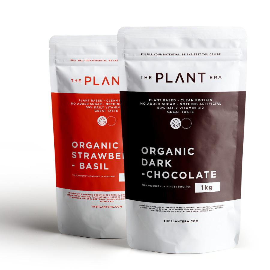 The Plant Era organic Protein