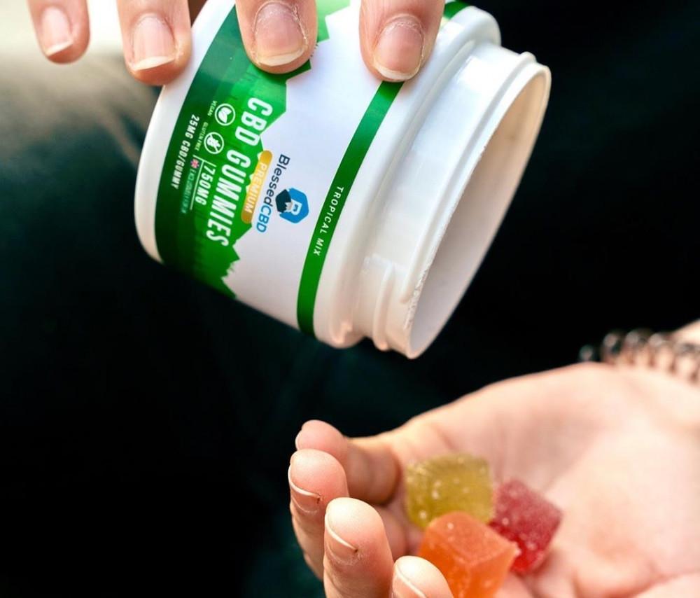Blessed CBD Gummes