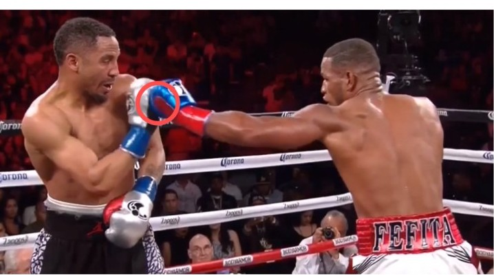 Ward parrying against barrera