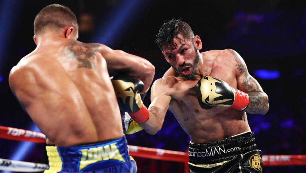 Linares Boxing Style