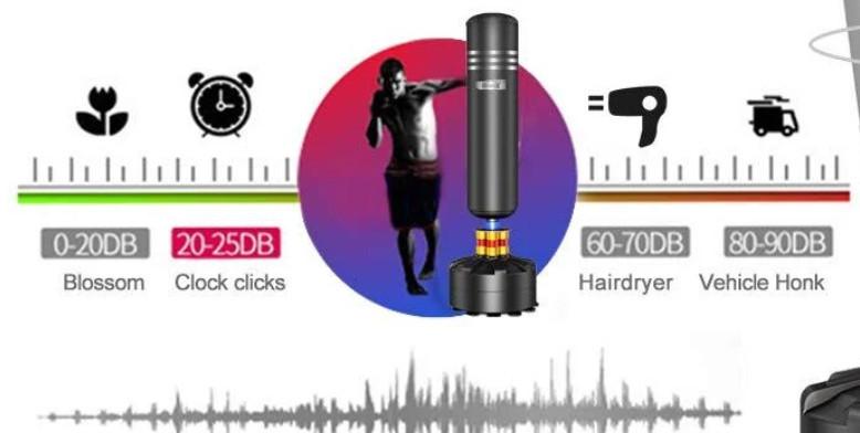 Dripex springs noise comparison
