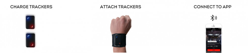Corner Punch Tracker unboxed