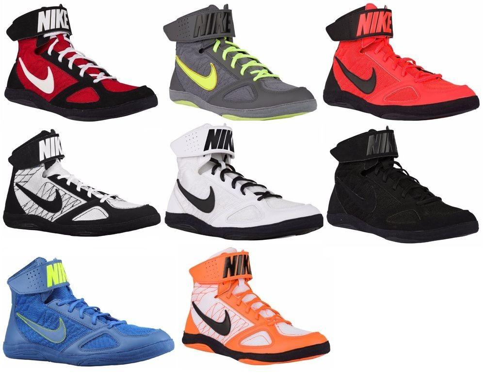 Nike Takedown 4 Wrestling Shoe Boot