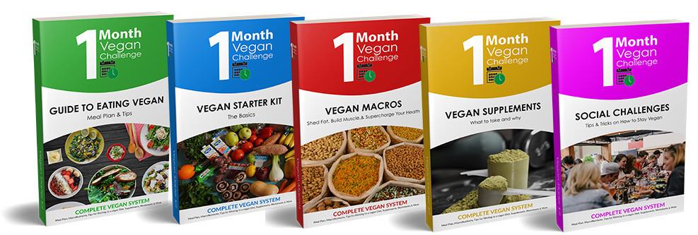 1 Month Vegan Challenge