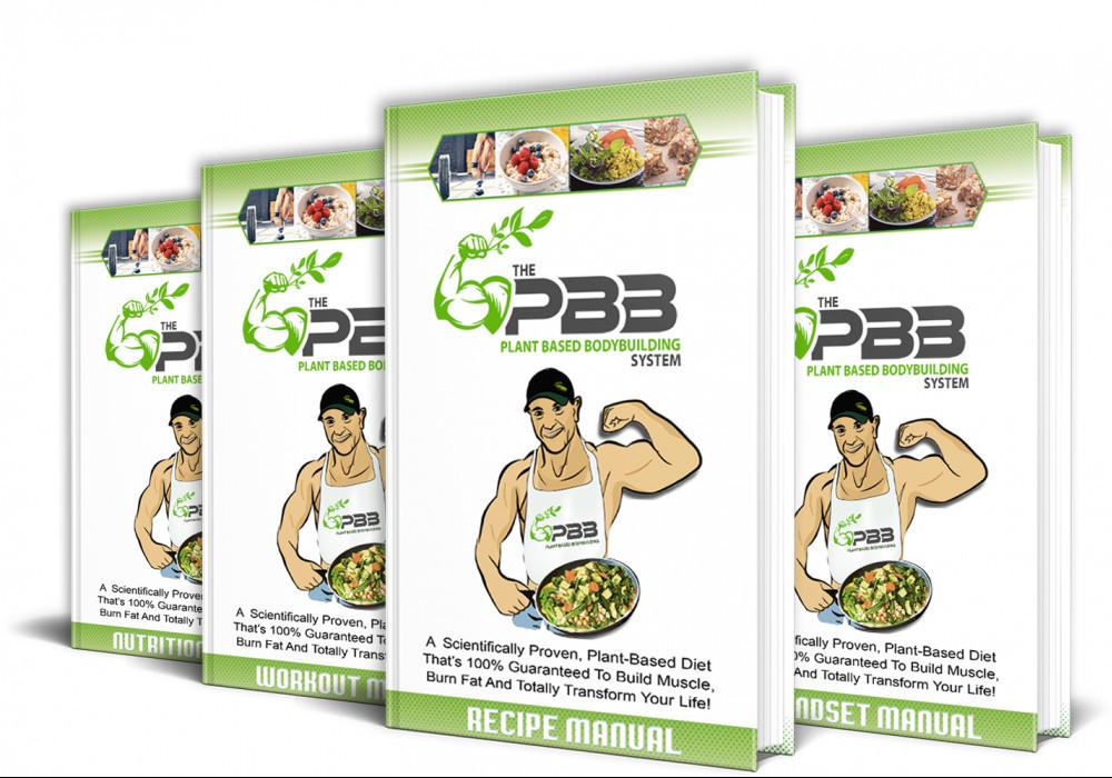 Plant based bodybuilding system