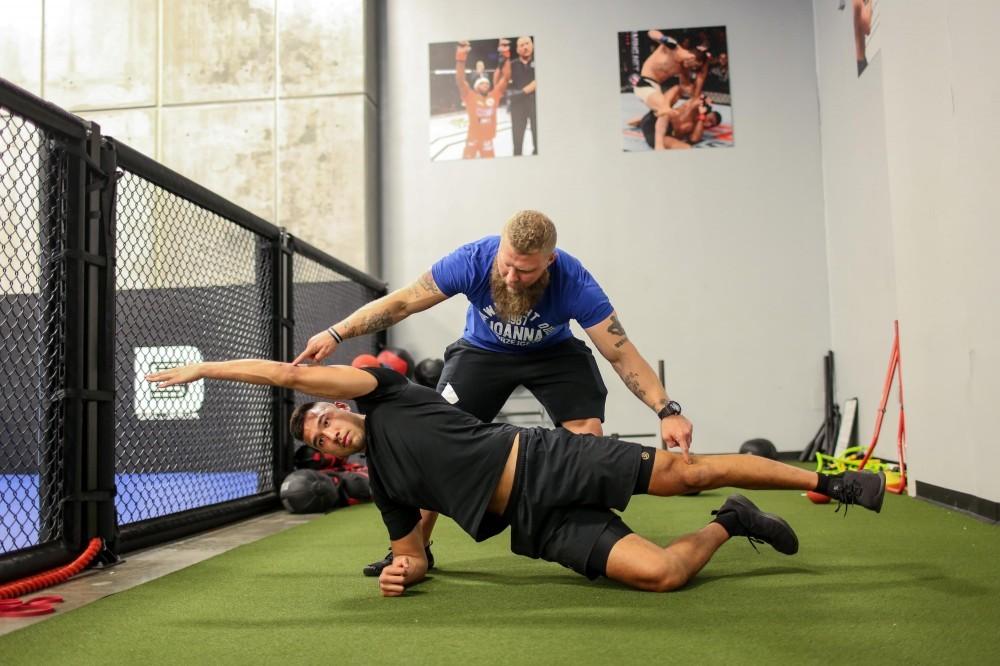 Phil Daru - core exercise