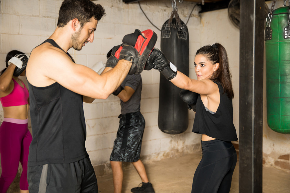 learn the ropes in boxing