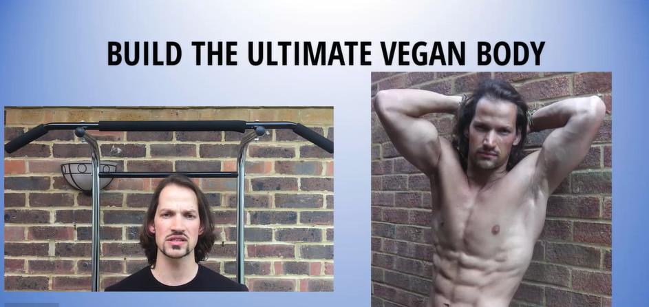 The ultimate vegan body