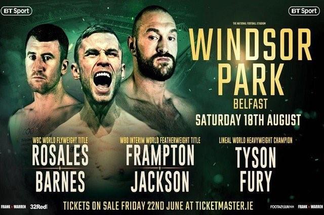 Fight Night at Windsor Park