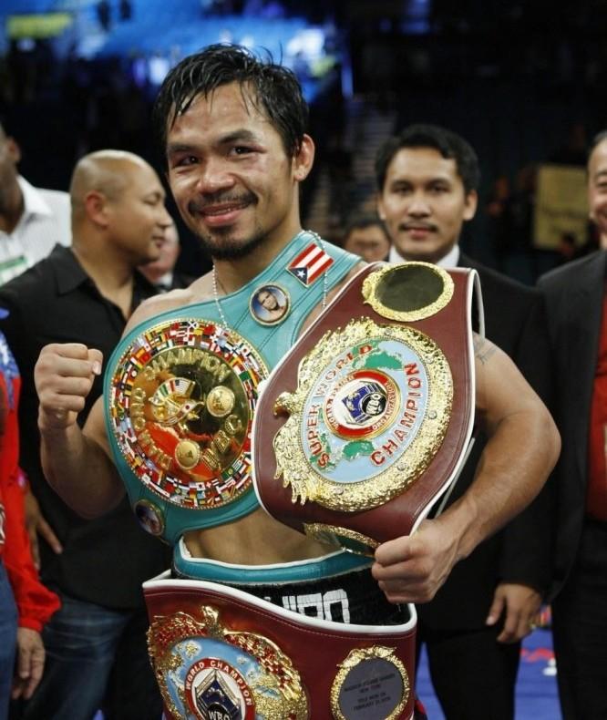 Manny Pacquiao Memorabilia