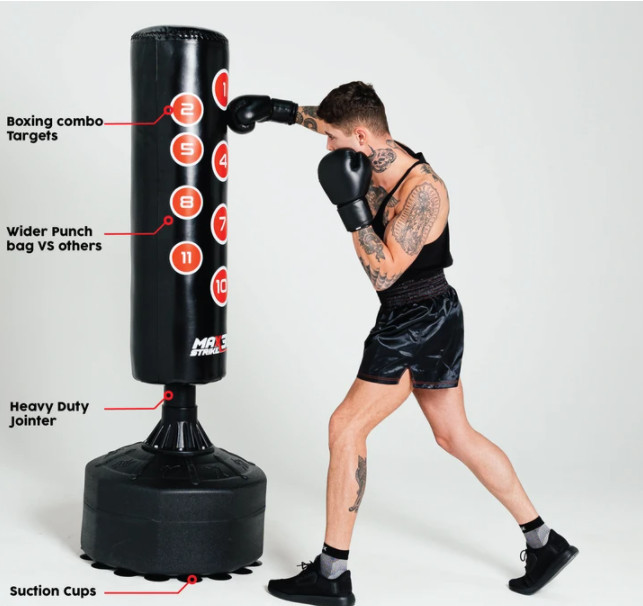 Gallant Free Standing Punch Bag Features