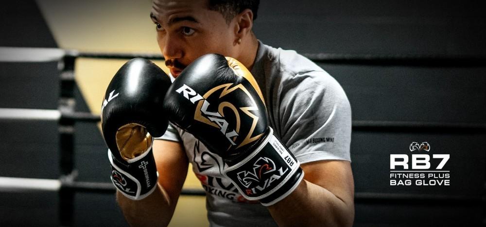 Rival RB7 Fitness Plus Bag Gloves