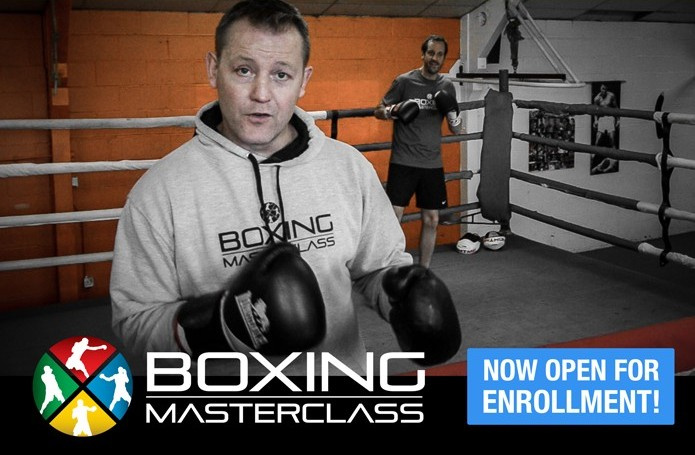 Boxing Masterclass - online course