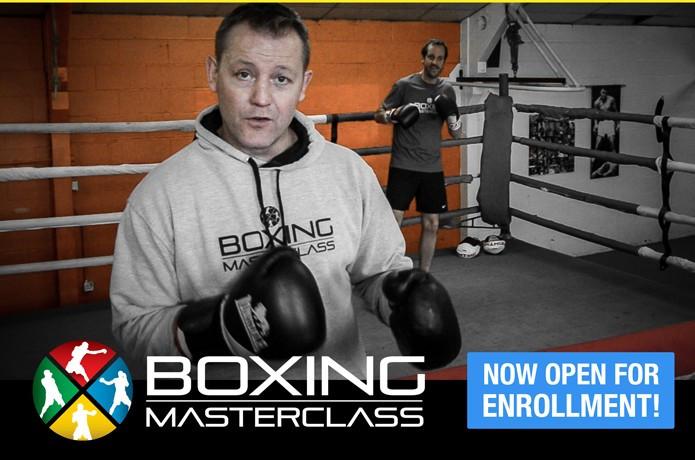 Boxing Masterclass Udemy