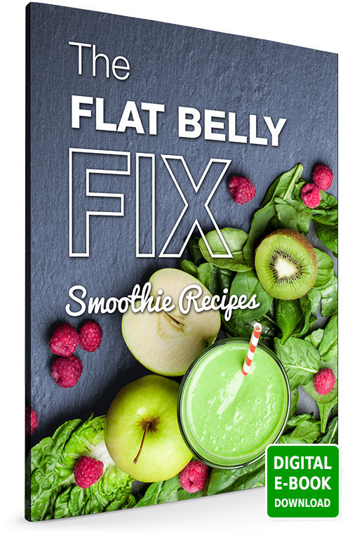 Flat belly fix smoothie fix