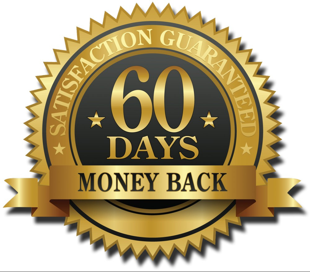 60 day money back