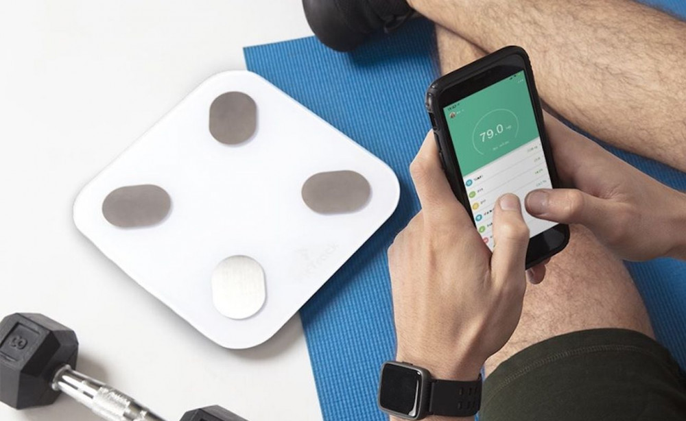 FitTrack Smart Scales