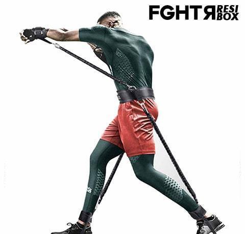 FGHTR Resibox resistance suit