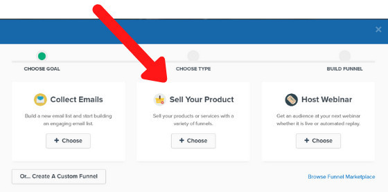 How to create an ecommerce funnel