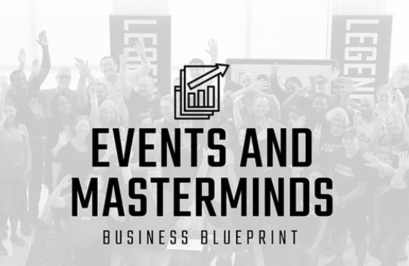 Legendary marketer events and mastermind