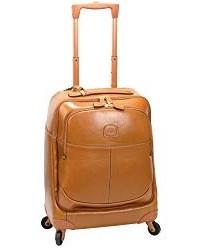 Bric's Life Pelle Spinner Leather Overnight Bag