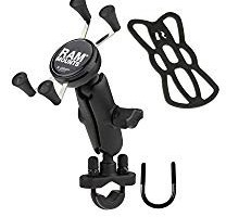 RAM Cell Phone Motorcycle Mount