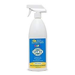 Rocky Mountain Spray Sunscreen
