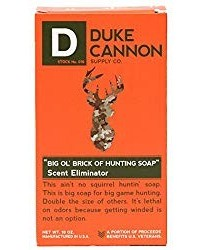 Duke Cannon Scent Eliminating Hunter's Soap