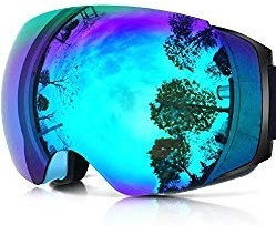 Click here to Buy the Zignor X4 Snow Goggles