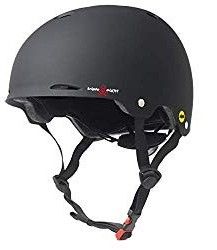 Triple Eight Gotham MIPS Dual Certified skateboard and Bike Helmet