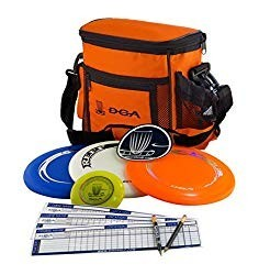 DGA Disc Golf Starter Set with Bag