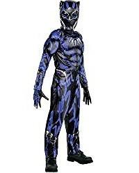Black Panther Kids Costume