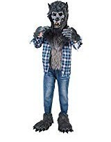 Howling Werewolf childs costume