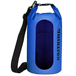 KastKing Dry Bag with Clear Windo