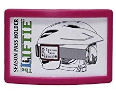 Click to buy the The Liftie Goggle Ski Pass Holder
