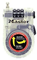 Master Lock Cable Ski Lock