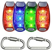Seakcoik 4-Pack LED Safety Lights