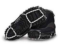 ICETrekkers Diamond Grip Ice Cleats