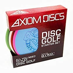 Axiom 3-Disc Starter Set