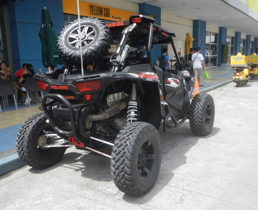 RZR With Spare